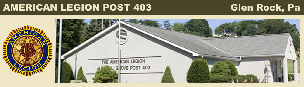 Glen Rock American Legion Post 403